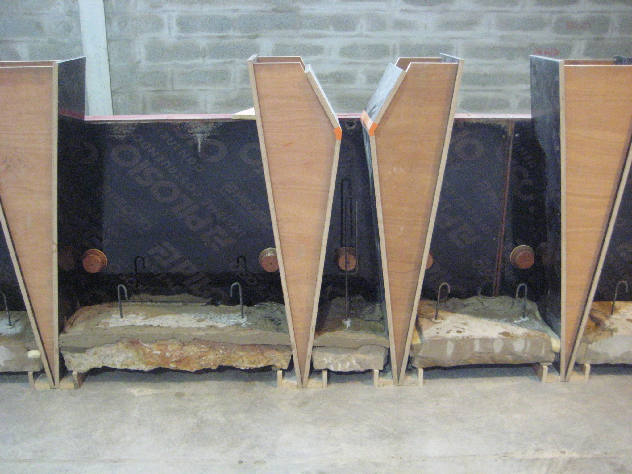 moules bois profil
