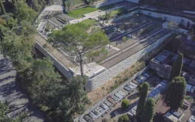 Nouveau cimetière // Biot (06)